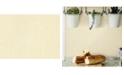 "Advantage 21"" x 396"" Colicchio Light Linen Texture Wallpaper"
