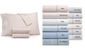 Sunham Fairfield Square Collection Waverly Cotton 450-Thread Count 4-Pc. Twin Sheet Set