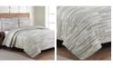 American Home Fashion Estate Algarve 2 Piece Twin Quilt Set