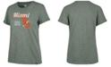 '47 Brand Women's Miami Hurricanes Regional Match Triblend T-Shirt