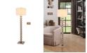 "Artiva USA Cosimo 61"" Balls LED Floor Lamp with Dimmer"