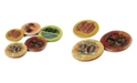 American Coin Treasures American Coin Treasures 3 Authentic Gaming Chips From The 1920's 1940's