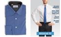 DUCHAMP LONDON Stripe Cotton Dress Shirt