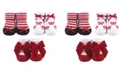 Hudson Baby Baby Girl Socks Gift Set