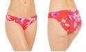 Bar III Shirred Bikini Bottoms, Created for Macy's