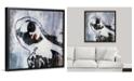 "GreatBigCanvas 36 in. x 36 in. ""Hollywood Swingin'"" by  Clayton Rabo Canvas Wall Art"
