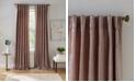 """Elrene Carnaby 50"""" x 84"""" Distressed Velvet Curtain Panel"""