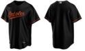 Nike Men's Baltimore Orioles Official Blank Replica Jersey