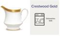 Noritake Crestwood Gold Creamer