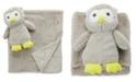 Jesse & Lulu Jesse Lulu Baby Boys and Girls Plush Blanket and Toy Set