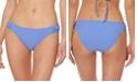 Jessica Simpson Smocked Hipster Bikini Bottoms