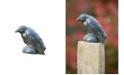 Campania International Small Raven Garden Statue