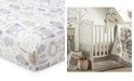 Levtex Baby Night Owl Crib Fitted Sheet