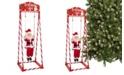 Mr. Christmas Mr Christmas Animated Swinging Santa