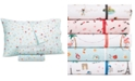 Martha Stewart Collection Novelty Print Twin 3-Pc Sheet Set, 250 Thread Count 100% Cotton, Created for Macy's