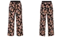 Lauren Ralph Lauren Plus Size Printed Wide-Leg Pants