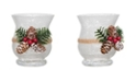 Home Essentials Holiday Pinecone Votive