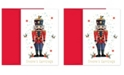 Masterpiece Studios Masterpiece Cards the Nutcracker Holiday Boxed Cards, 18 Cards and 18 Foil Lined Envelopes