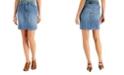 Style & Co Basic Denim Skirt, Created for Macy's