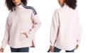 Champion Women's Mock-Neck Zip Sweatshirt