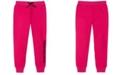 Calvin Klein Big Girls Fleece Sequins Jogger