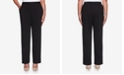 Alfred Dunner Women's Missy Knightsbridge Station Ponte Proportioned Medium Pant