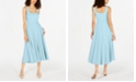 Alfani Tank Fit & Flare Midi Dress, Created for Macy's