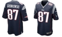 Nike Kids' Rob Gronkowski New England Patriots Game Jersey, Big Boys (8-20)