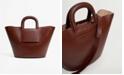 MANGO Women's Shopper Tote Bag