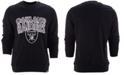 '47 Brand Men's Oakland Raiders Graphic Sweatshirt