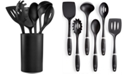 Martha Stewart Collection Nylon 7-Pc. Kitchen Utensil Set with Crock, Created for Macy's