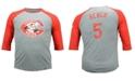 Majestic Men's Johnny Bench Cincinnati Reds Cooperstown Player T-Shirt