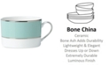 Lenox Brian Gluckstein by Clara Aqua  Bone China Can Cup
