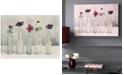 Graham & Brown Floral Row Canvas Print