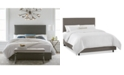 Furniture Irene Upholstered Beds Collection