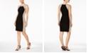 XSCAPE Embellished Sheath Dress