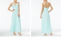 Crystal Doll Juniors' Strappy-Back Maxi Dress