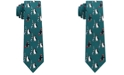 Tommy Hilfiger Penguin Fishing Necktie, Big Boys