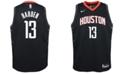 Nike James Harden Houston Rockets Statement Swingman Jersey, Big Boys (8-20)