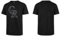 '47 Brand Men's Colorado Rockies Scrum Logo T-Shirt