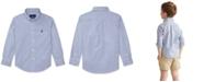 Polo Ralph Lauren Toddler Boys Cotton Poplin Sport Shirt