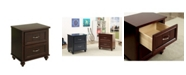 Furniture of America CLOSEOUT Elias 2-drawer Nightstand