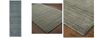 """Oriental Weavers Infused 67000 Charcoal/Charcoal 2'6"""" x 8' Runner Area Rug"""