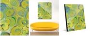 "Creative Gallery Chandara Alpha Abstract 16"" x 20"" Acrylic Wall Art Print"