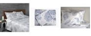 Belle Epoque Sateen Paisley Sheet Set