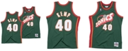 Mitchell & Ness Big Boys Shawn Kemp Seattle SuperSonics Hardwood Classic Swingman Jersey