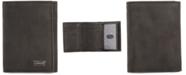 Levi's Men's Andrew Extra-Capacity Tri-Fold Wallet