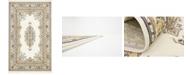 Bridgeport Home Zara Zar1 Ivory 5' x 8' Area Rug