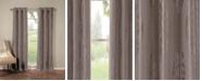 "Duck River Textile Hastings 36"" x 84"" Damask Blackout Curtain Set"