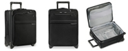 """Briggs & Riley Baseline 19"""" 2-Wheel Softside Commuter Carry-On"""
